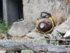 Caltanissetta, trovate bombe a mano della Seconda guerra mondiale durante scavi