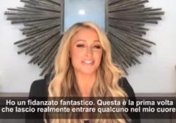 Paris Hilton innamorata: «Mi sento come se fossi in un mondo incantato» Il fortunato è il businessman Carter Reum - LaPresse/AP