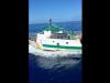 Peschereccio tunisino sperona una motovedetta italiana a Lampedusa: il video dell'inseguimento