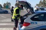 Nella corsia di emergenza della tangenziale per evitare le code: ritirate 14 patenti a Catania
