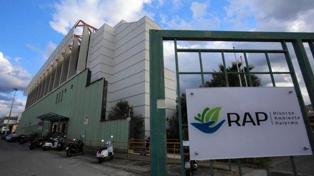 rifiuti, Palermo, Economia