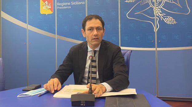 coronavirus, Ruggero Razza, Sicilia, Politica