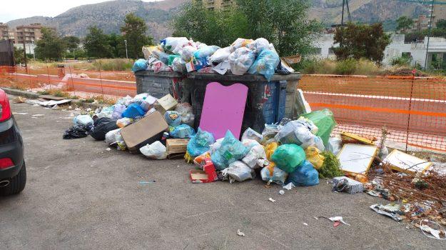 coronavirus, incendi, rifiuti, Palermo, Cronaca