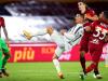 La Roma spreca, Ronaldo no: la Juve agguanta il pareggio in 10