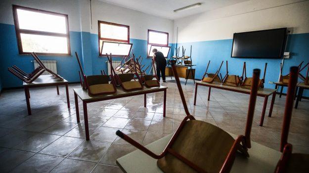coronavirus, scuola, Leoluca Orlando, Palermo, Cronaca