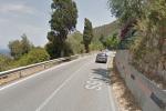 Maltempo nel Messinese, chiuso tratto della Statale 113 per forti raffiche di vento