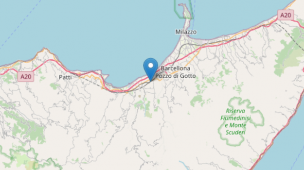 Terremoti, Messina, Cronaca