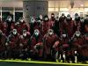 Il primo gruppo del personale della spedizione italiana in Antartide 2020-2021 in partenza per la base Mario Zucchelli (fonte: ENEA)