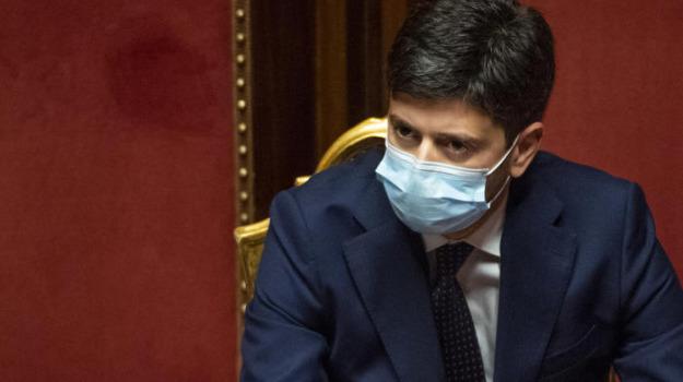 coronavirus, vaccino, Roberto Speranza, Sicilia, Politica