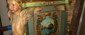 """Acireale, la Regione restaura la """"Candelora dei Calzolai"""" della Chiesa di Santa Venera"""