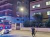 Incendio in una scuola di Marsala, distrutto il magazzino
