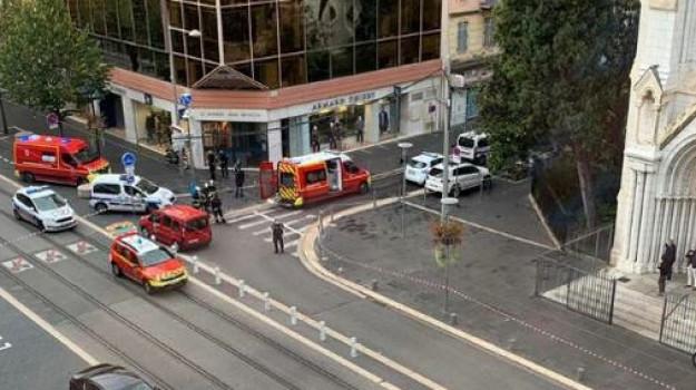 nizza, terrorismo, Sicilia, Mondo