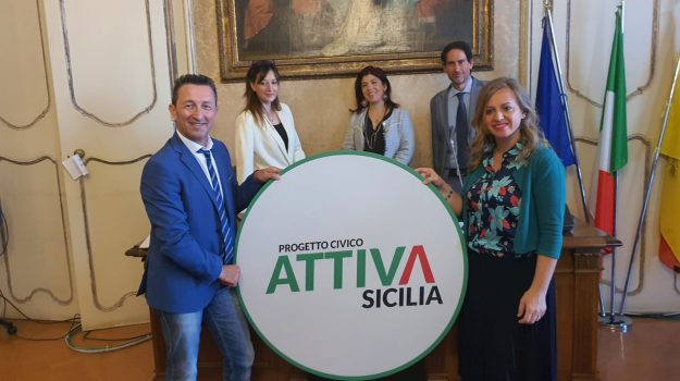 attiva sicilia, Angela Foti, Elena Pagana, Matteo Mangiacavallo, Sergio Tancredi, Valentina Palmeri, Sicilia, Politica