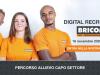 Offerte di lavoro in tutta Italia, Bricoman è alla ricerca di allievi caposettore