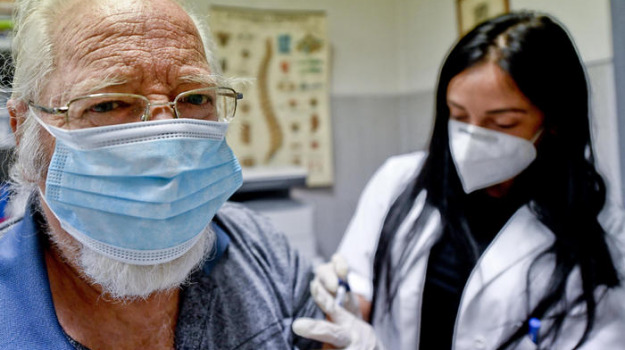 sanità, vaccino, Palermo, Cronaca
