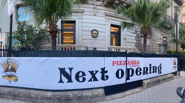 Pizza, Palermo, Società
