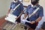 Dalla Calabria a Messina con 2 chili di coca: arrestato un 48enne