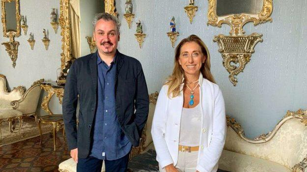 Filippo Cannizzo, Rosalia D'Alì, Trapani, Cultura