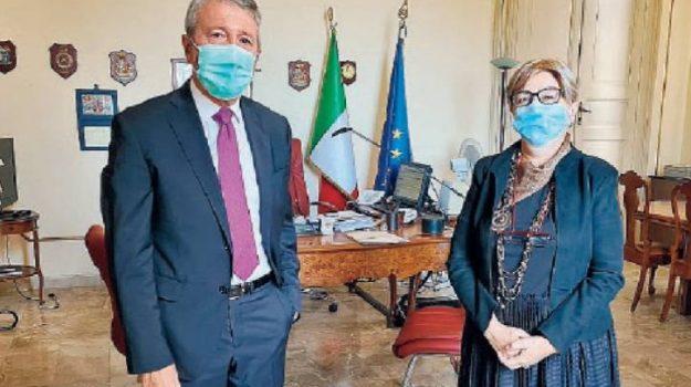 Franco Miccichè, Agrigento, Politica