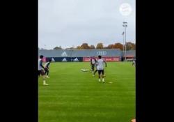 Germania, il torello ipnotico del Bayern Monaco Quando hai tanti campioni in squadra capita di assistere anche a spettacoli del genere - Dalla Rete