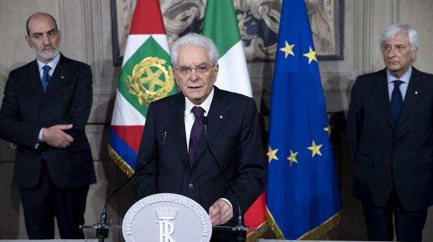 coronavirus, Giovanni Grasso, Sergio Mattarella, Sicilia, Politica