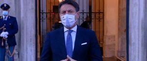 """Conte: """"Nuovo lockdown? Possibili misure restrittive in singole Regioni"""""""