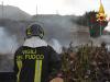 Incendio nel Catanese, fiamme sulla Statale 417: traffico sbloccato a Ramacca