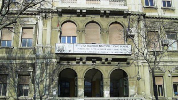 scuola, Messina, Economia