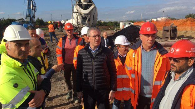 infrastrutture, Marco Falcone, Sicilia, Economia