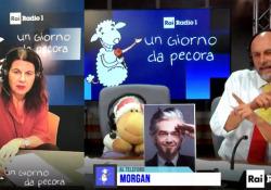 Morgan conferma: «Accetto la candidatura a sindaco, amo la mia Milano bucolica e le sfide» Il cantante a «Un giorno da pecora» risponde alla proposta di Sgarbi: «In lista con me vorrei Alberoni e Finardi» - Corriere Tv