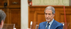 """Musumeci a Noto: """"Promuovere la Sicilia con Bocelli e Mitoraj anche in un momento così"""""""