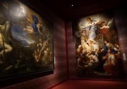 """Napoli, al Museo Capodimonte apre la mostra dedicata a Luca Giordano """"Dalla pittura alla natura"""" l'esposizione del celebre pittore del '600 dopo il successo di Parigi - Ansa"""
