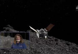 Nasa, la sonda Osiris-Rex atterra sull'asteroide Bennu Un viaggio spaziale di quattro anni per