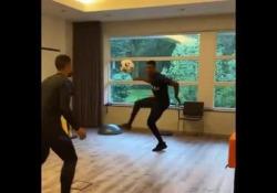 Olanda, la Nazionale si allena con il teqball Vedere i campioni sfidarsi con il teqball rende tutto uno spettacolo - Dalla Rete