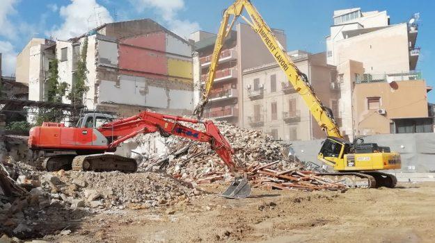 demolizioni, Palermo, Cronaca