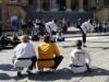 """""""Lo sport è un diritto fondamentale"""", a Palermo una manifestazione contro il nuovo Dpcm"""