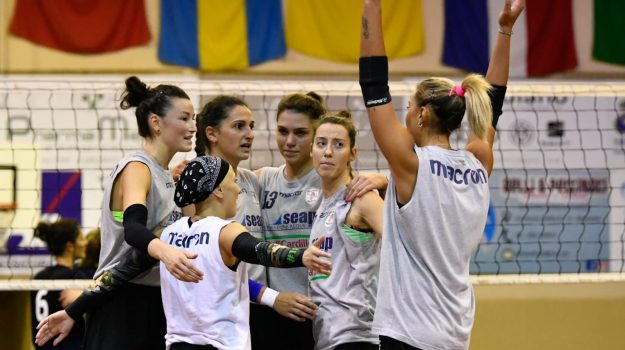 coronavirus, Seap Aragona, volley, Agrigento, Sport