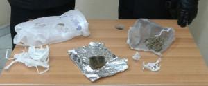 Droga, nasconde marijuana e hashish in casa: siracusano arrestato a Priolo Gargallo
