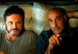 «Supernova» racconta il viaggio in camper di una coppia gay: Colin Firth e Stanley Tucci commuovono MacQueen racconta tutto con grande delicatezza e senza sbavature  - CorriereTV
