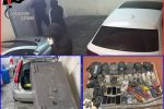 Tentano di rubare una cassaforte, sette arrestati a Gravina di Catania
