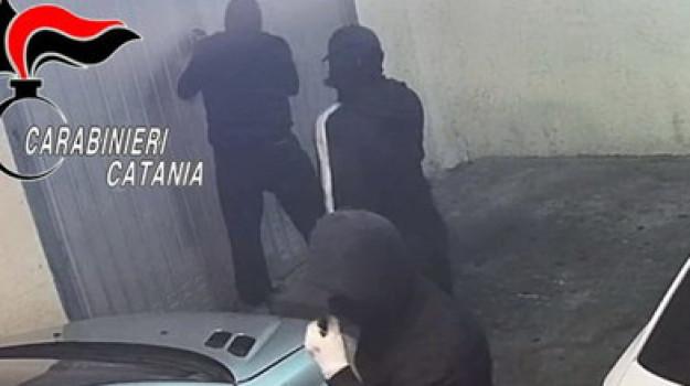 furto, Catania, Cronaca