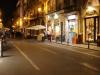 Coronavirus, a Palermo prima sera del divieto di stazionare in centro: poca gente, locali vuoti e polemiche dei gestori