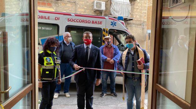 Castellana Sicula, inaugurata la sede dell'associazione Gi.Va