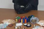 Droga nascosta tra la spazzatura, arrestato a Pachino