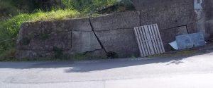Frana a San Piero Patti, al via la gara per i lavori nella zona nord