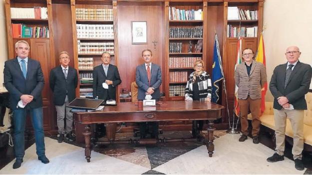 comune marsala, Trapani, Politica