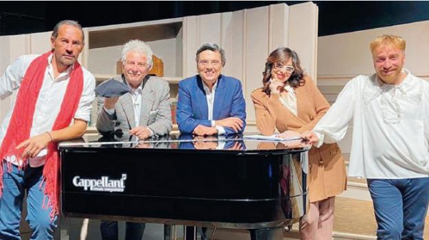 tv, Enrico Guarneri, Litterio, Salvo La Rosa, Sicilia, Cultura