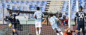 Beffa finale per la Juventus: Caicedo al 95esimo pareggia la rete di Cr7 che esce infortunato