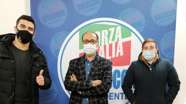 Forza Italia, Scuderi è il nuovo commissario di Misterbianco
