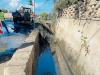 Trapani, al via la pulizia dei canali per evitare gli allagamenti